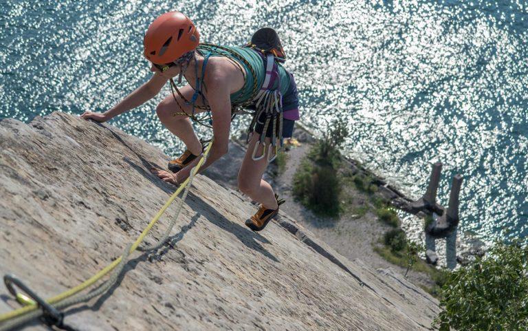 Climbing Alpinismo Lake Garda Trentino Arco