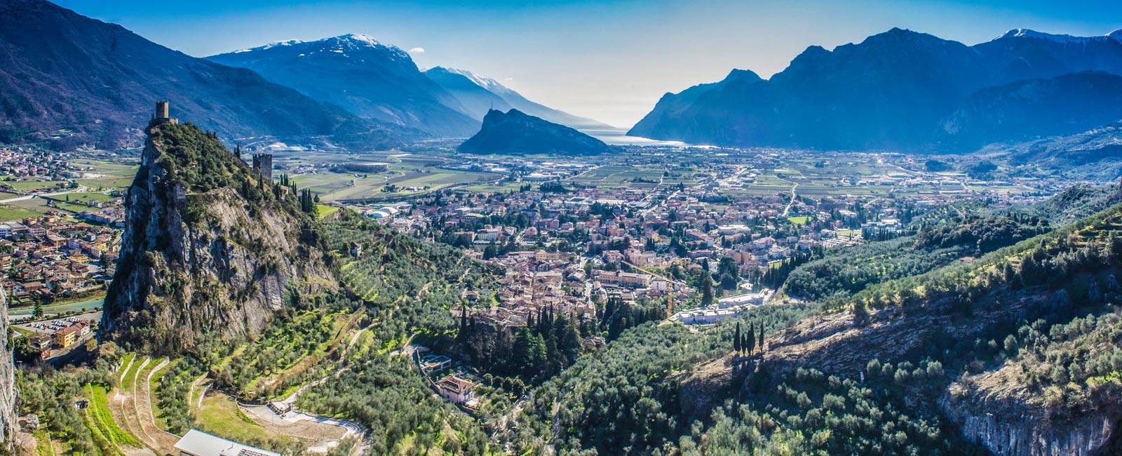 Guide Alpine Arco Trentino Lago di Garda
