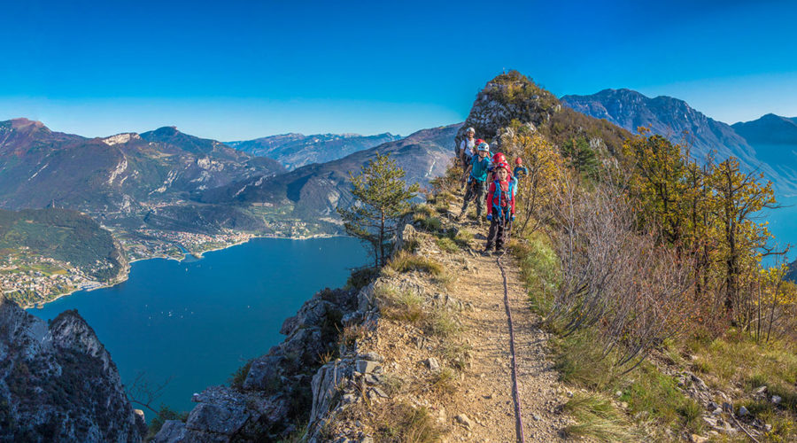 Mountain Guides Of Arco In Trentino Lake Garda And The Dolomites