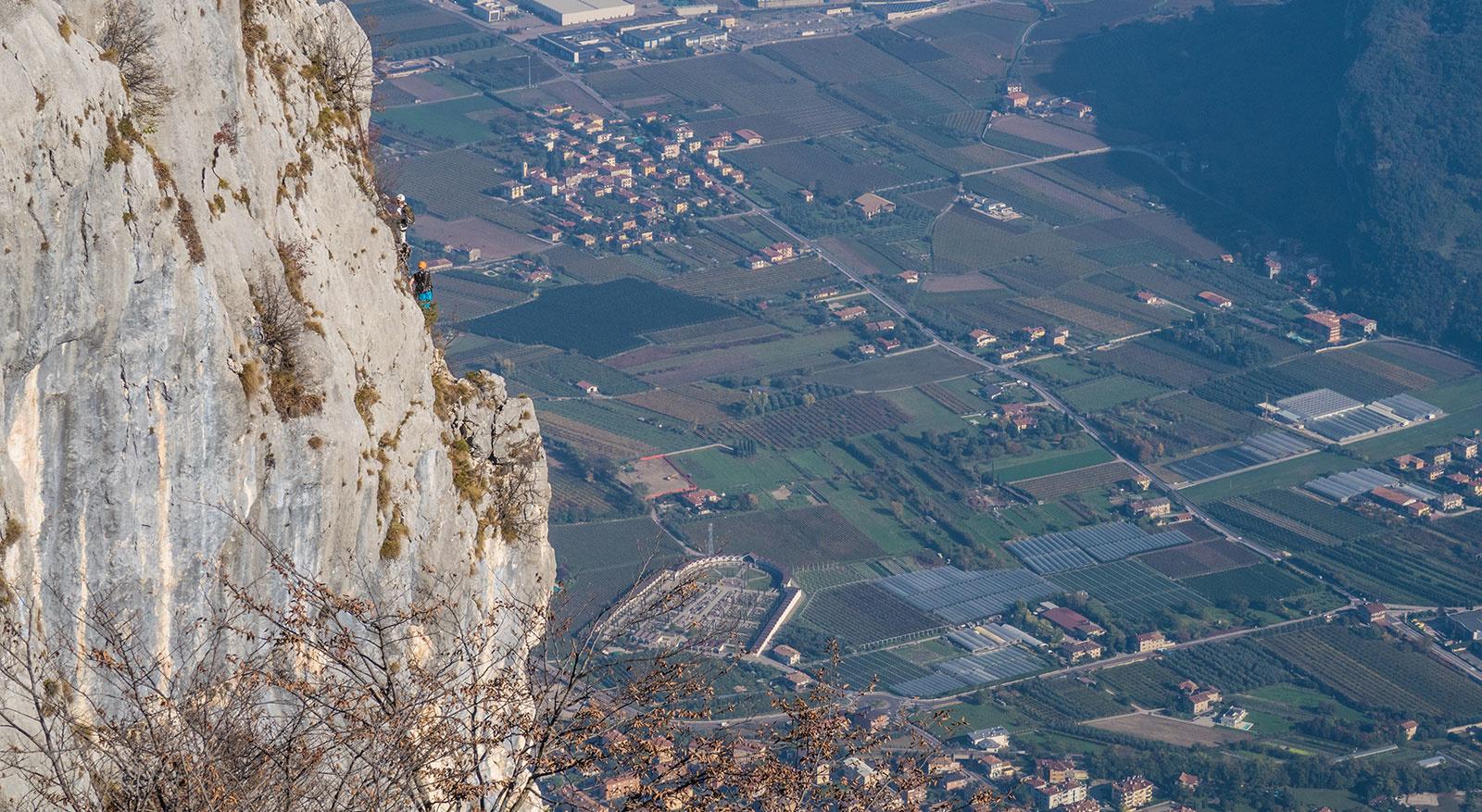 Via Ferrata Pisetta Gardasee